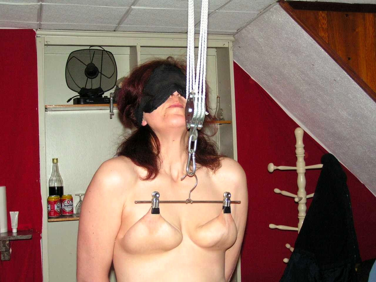 Extreme Nipple Clamps