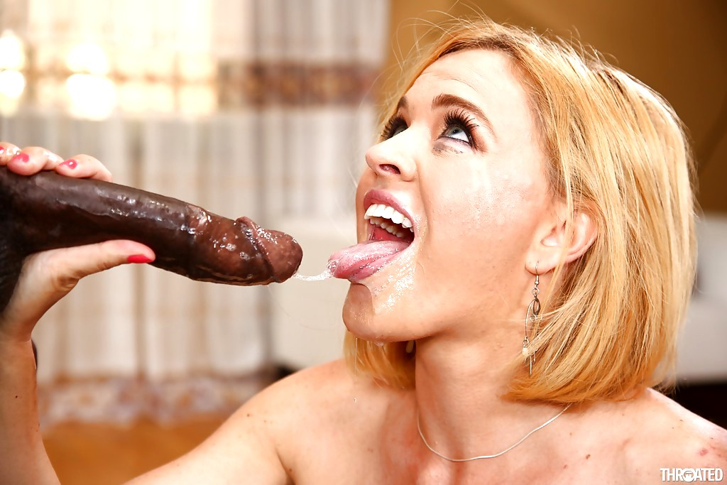 Milf swallows cum first time krissy lynn in the sinful stepmother
