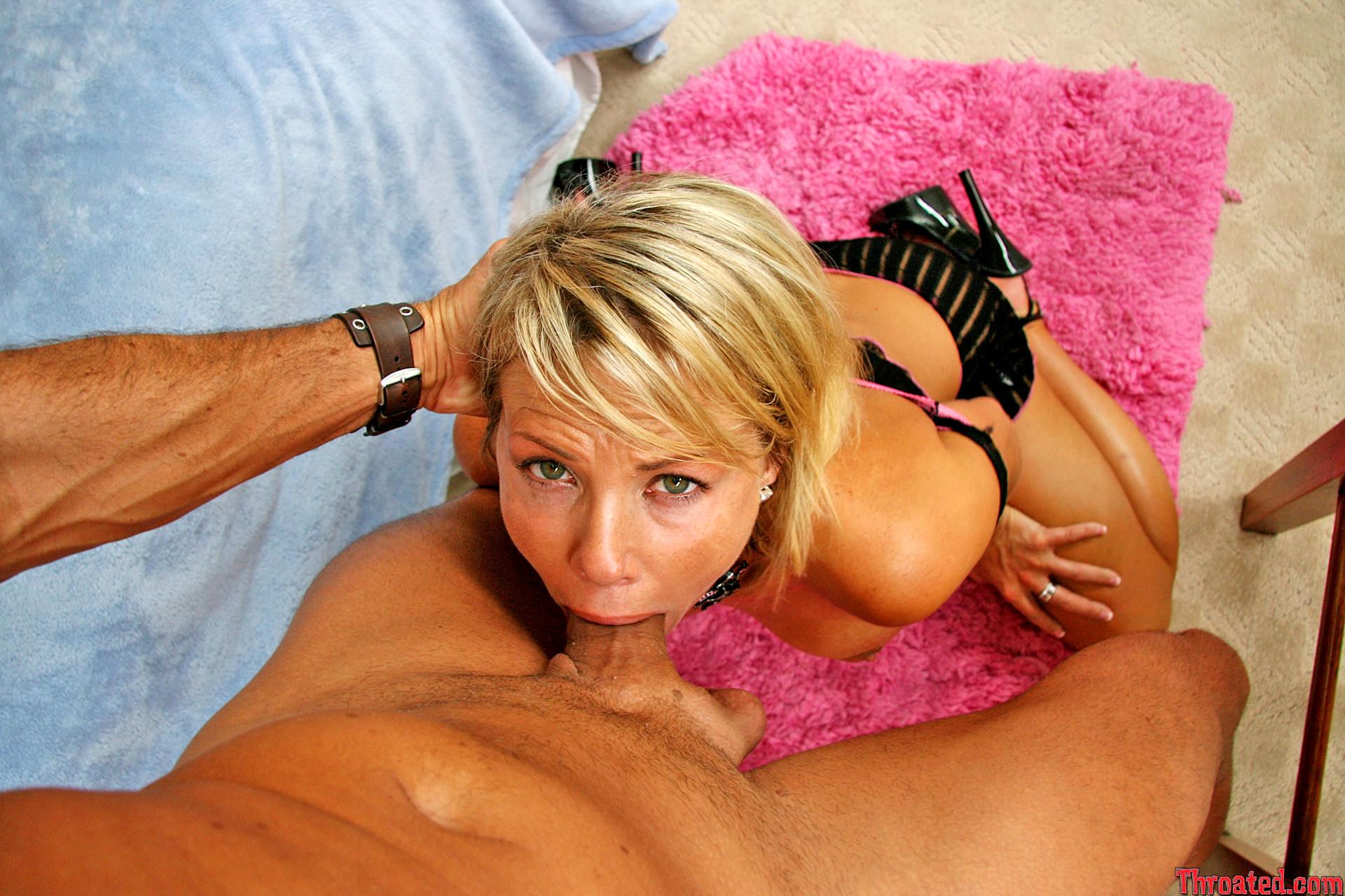 Milf Ball Gag Mistress