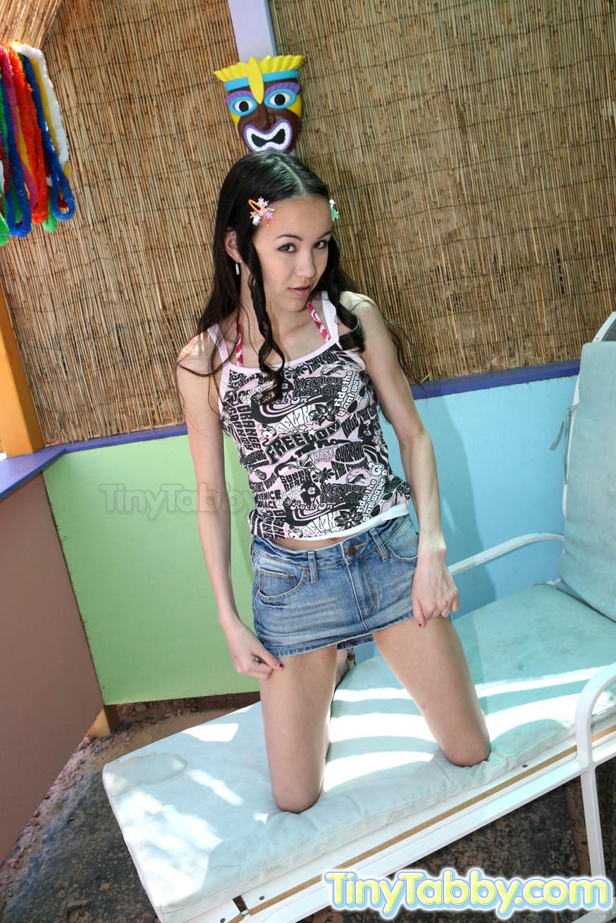 Naughty Asian Teen Shows 10