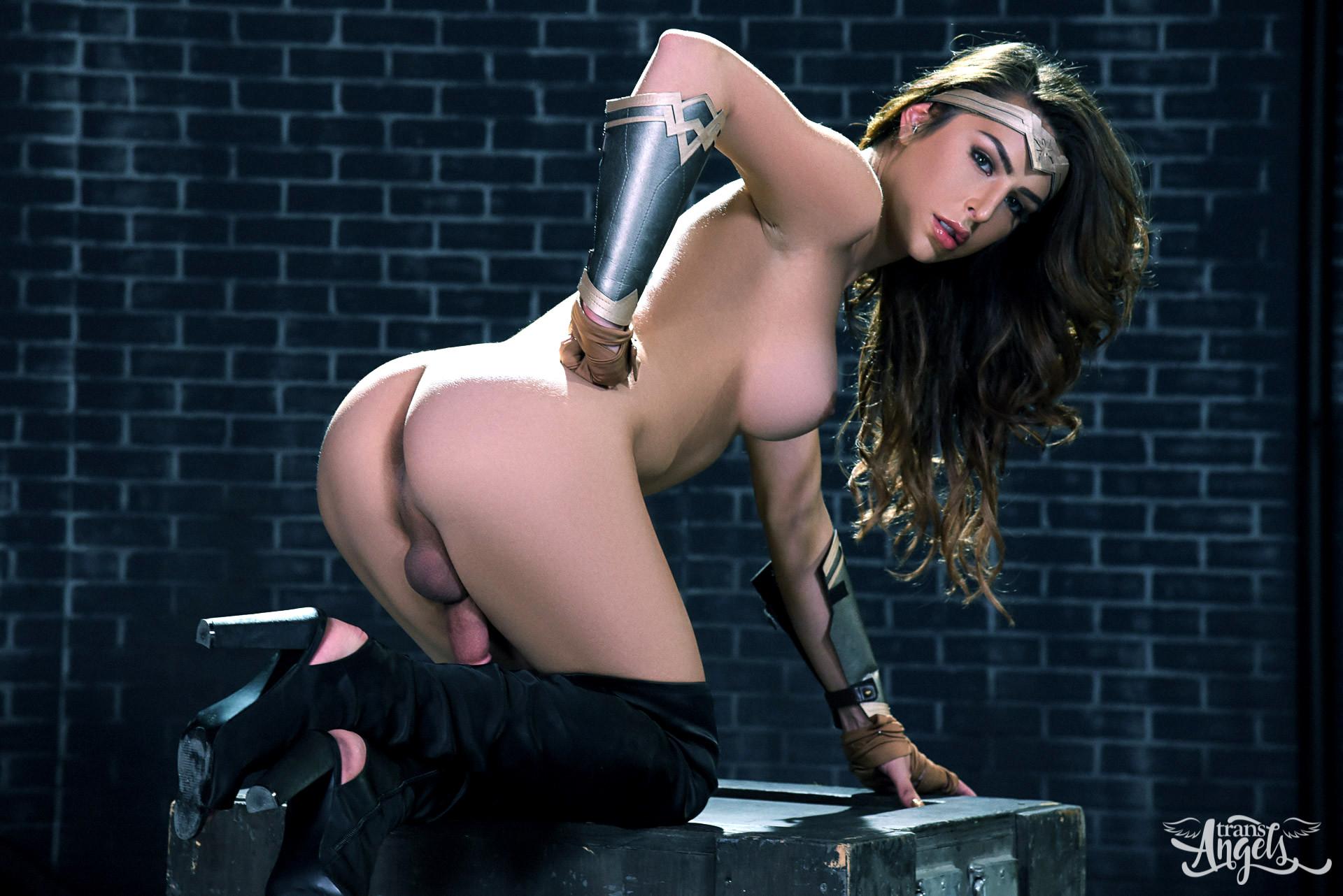 Джейн холланд порно пародия на чудо женщину
