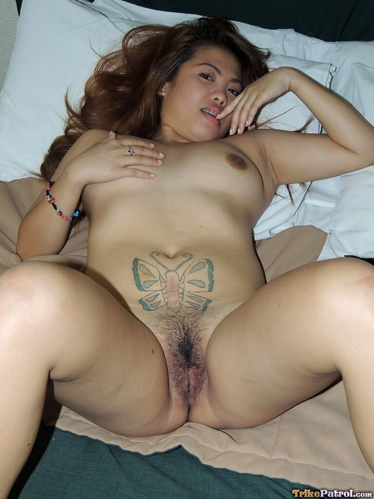 Asian girls with tattoos porn