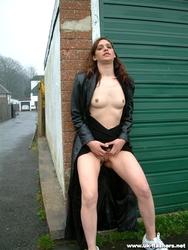 Public nude flashers