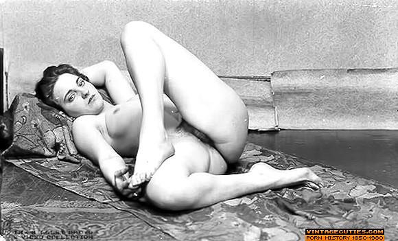 vintage nude cuties