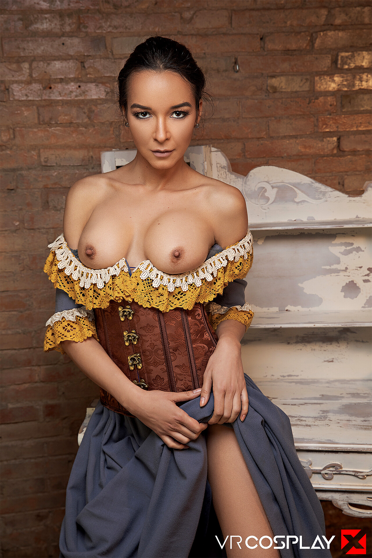 Cowgirl cosplay porn