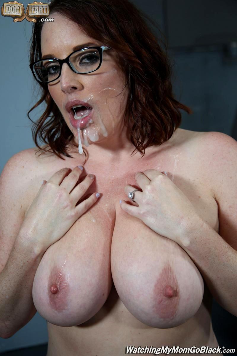 my mom big boobs