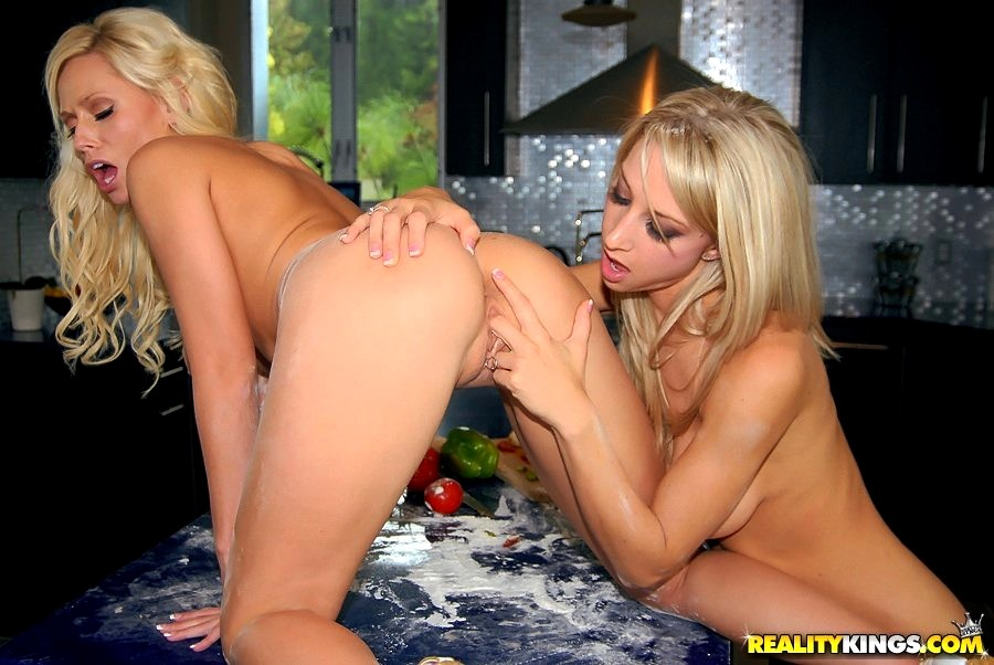 Horny Cory Chase Double Blowjob