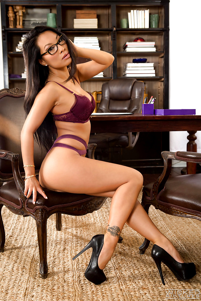 Possible heels porn asa akira