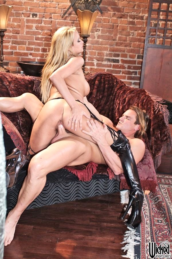 Stormy daniels leather are