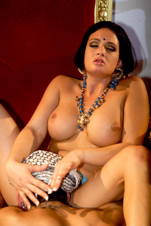 Linda blair nipples