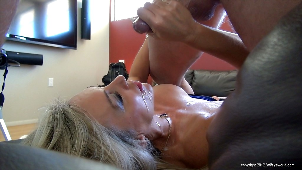 Sharing wife friend porn