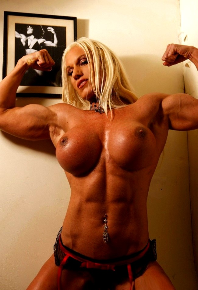 Ashlee chambers bodybuilder are