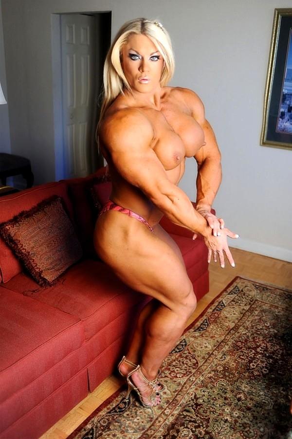 Female bodybuilder lisa cross nude where