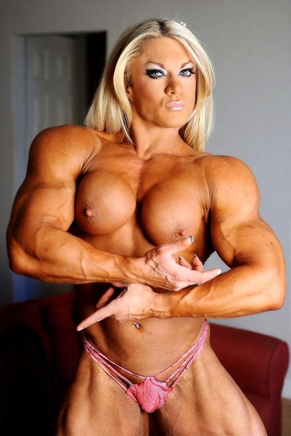 Female bodybuilder lisa cross nude pity