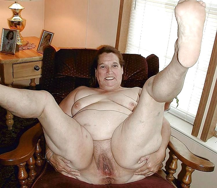Fat grannies nude pictures