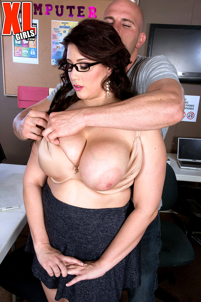 sexy girls big tits having sex