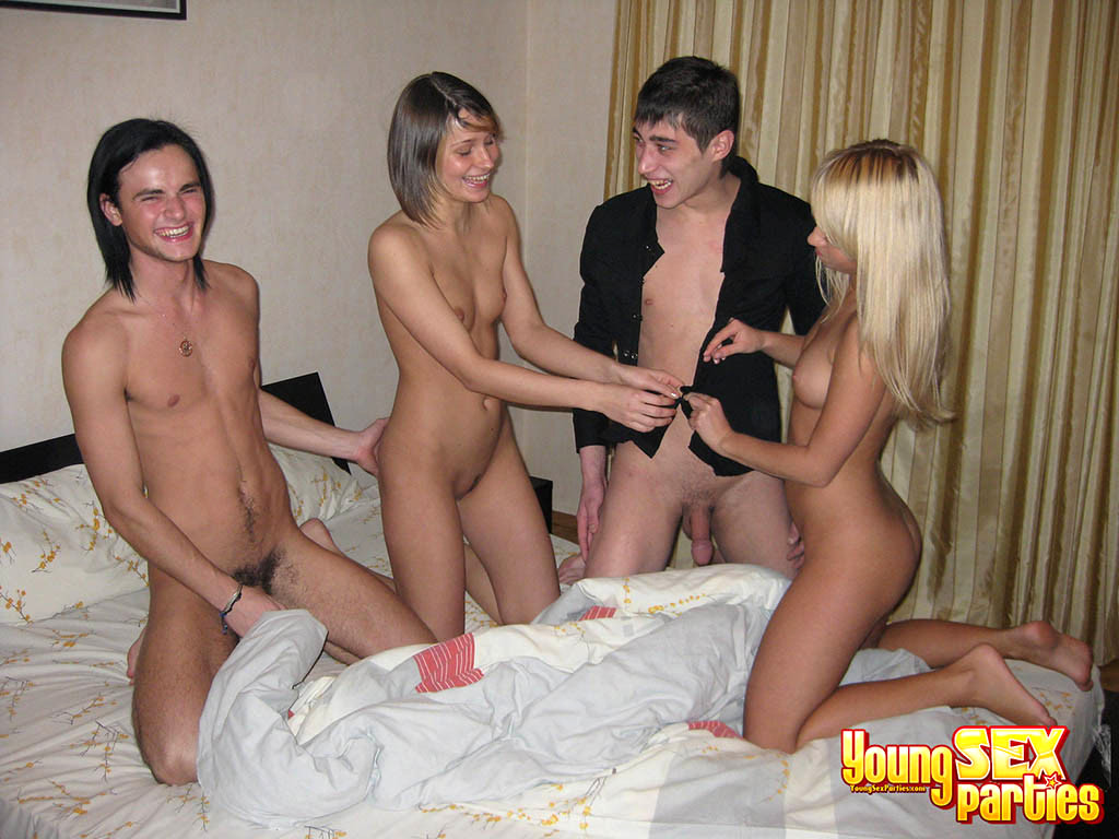 Teen home sex party 13