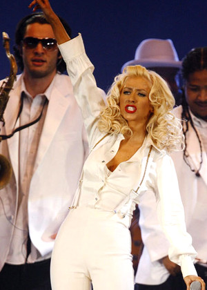 100cameltoe Christina Aguilera Today Celebrities Class