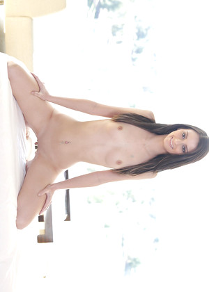 18yearsold Farrah Valentine Lucky Brunette Hdimage