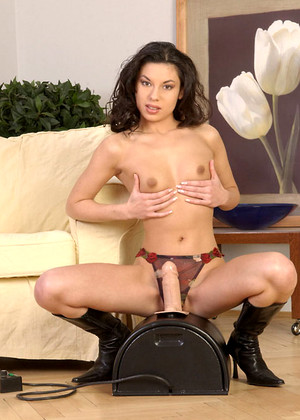 1byday Vanessa Paradise Passionate Brunette Instructor