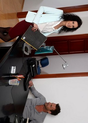 21sextury Leanna Sweet Optimized Office Mobi Pov
