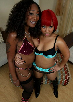 40ozbounce 40ozbounce Model Fresh Black And Ebony Xxxpartner