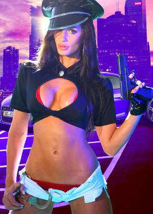 Actiongirls Rosie Revolver Top Action Girls Wallpaper