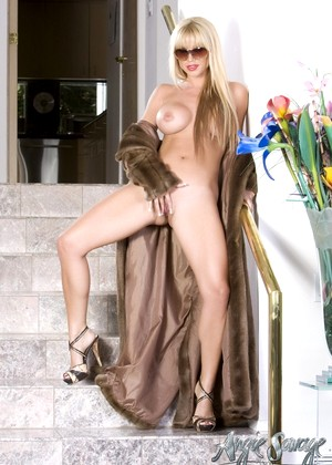 Angelasavage Angie Savage Superb Blonde Imagination