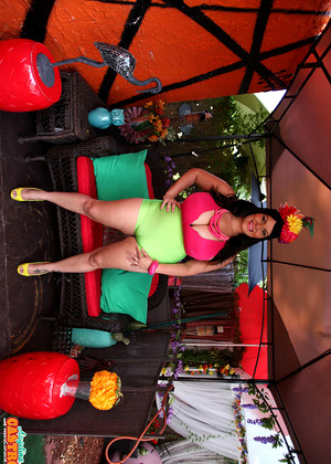 Angelinacastrolive Angelina Castro Superhero Chubby Category