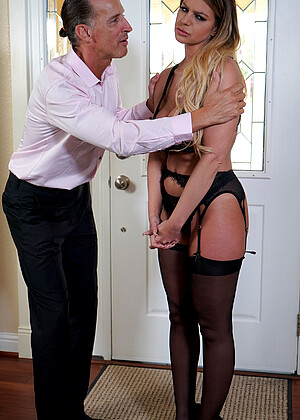 Bangbrosnetwork Brooklyn Chase Cm Stockings Suit