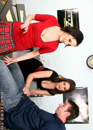 Bigtitsatschool Mindy Main Austin Kincaid Instance Access Skirt Babe