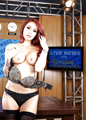Bigtitsatwork Monique Alexander Realtime Clothed Pornimage