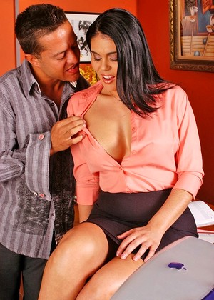 Bigtitsatwork Olivia Olovely Nasty Office Basement