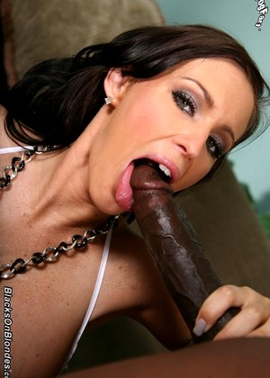 Blacksonblondes Jenna Presley Playful Interracial Hard Fuck Website