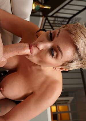 Blowpass Ryan Keely Sexyrefe Short Hair Exploited