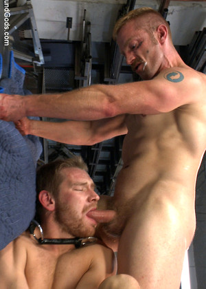 Boundgods Adam Herst Alex Adams Kickass Bondage Country