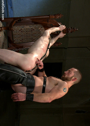 Boundgods Adam Herst Liam Harkmoore Adorable Flogging Tape
