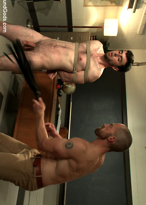 Boundgods Adam Herst Rowen Jackson Weekly Gay Slaves Locker