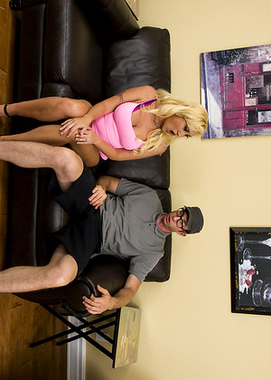 Brazzersnetwork Alana Evans Friendly Blondes Woman