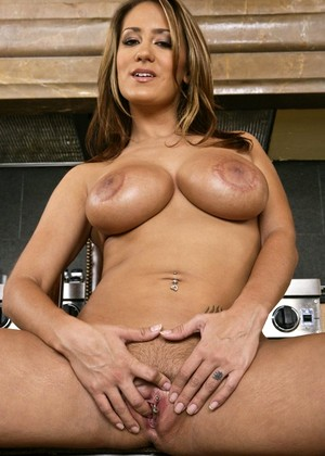 Brazzersnetwork Trina Michaels Underground Kitchen Xxxpartner