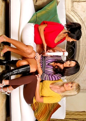 Cfnmsecret Holly West Alana Evans Veronica Rayne Core Cfnm X