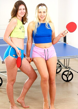 Clubseventeen Alessandra Amore Selvaggia Back Table Tennis Cyberxxx