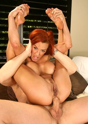 Contortionist Shannon Kelly Ura Redheads Pussy