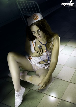 Cosplayerotica Cosplayerotica Model Official Nurses Selfie