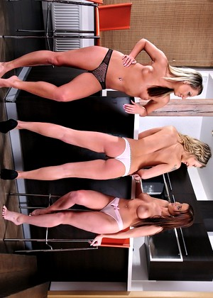 Eurosexparties Cindy Dollar Leny Ewil Kristy Lust Lexxis Brown Brand New European Trainer