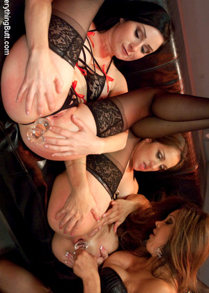 Everythingbutt Francesca Le Kiera King Veruca James Sexy Anal Generation