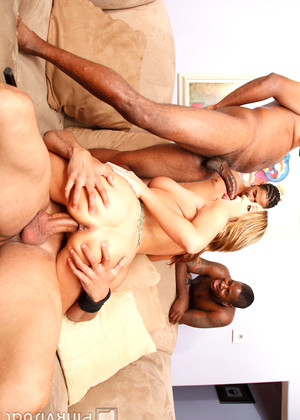 Gangbangsquad Trina Michaels Introduce Interracial Gangbang Sex File