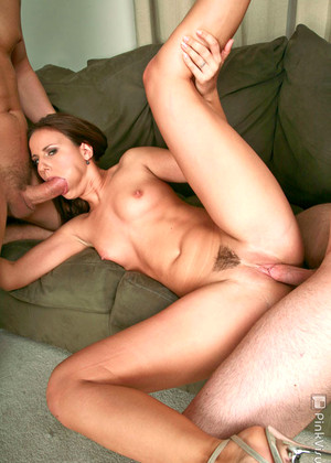 Her first anal sex candace torrent