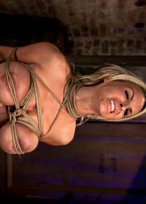 Hogtied Holly Halston Massive Tits Porngallery