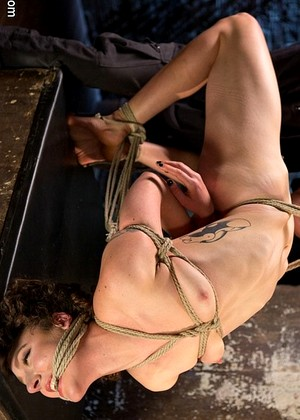 Hogtied The Pope Lilith Luxe Latest Bondage Dvd